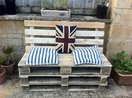 29 Best Pallet Images On Pinterest  Home DIY And ProjectsPallet Furniture For Outdoors