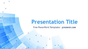 Free Tech Powerpoint Template Prezentr Ppt Templates