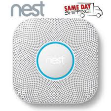nest protect wired. Delighful Nest Image Is Loading NestProtectWiredSmokeampCarbonMonoxideDetector In Nest Protect Wired