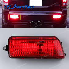 Left Rear Driver Fog Lamp Light 55156103aa For Jeep Grand Cherokee 2011 2012 2013