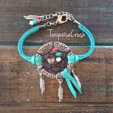 Purchase Dream Catchers Dreamcatcher Boho Jewelry Bohemian Turquoise Dream Catcher 16
