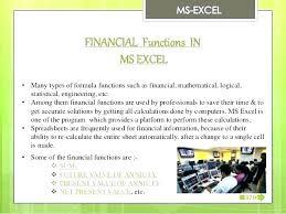 Finance Excel Functions Financial Formulas In Excel Excel Finance Formulas Excel Accounting