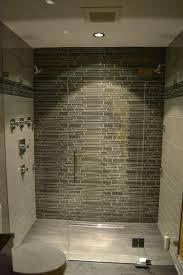bathroom glass tile shower. shower glass tile ideas | modern bathroom - lakeview il barts remodeling chicago g