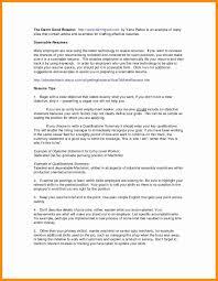 Free Resume Templates Modern New Free Job Specific Resume Templates