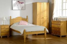 SOL Antique Pine Bedroom Furniture Range