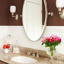 bathroom vanity counter tops. Bathroom Vanity Counter Tops Oval Mirror Glass Canisters Flowers M