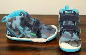 New Plae Max Size 8 Leather Wind High Top Sneakers Boots