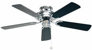 fantasia mayfair 42 ceiling fan without light polished chrome black