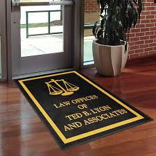 custom logo rugs. Lawyers Love Our Law Office Custom Logo Rugs