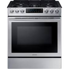 gas kitchen stove. Unique Gas Single Oven Gas SlideIn Range With  In Kitchen Stove I