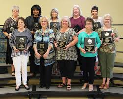 Employees & Retirees Honored at Employee Breakfast – Mount Pleasant ISD