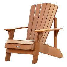 uv protected simulated wood adirondack chair wooden chairs kits uv lac chair large size