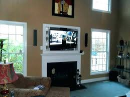 hanging tv over fireplace mounting over fireplace hang above fireplace furniture mounted above bricks fireplace combined hanging tv over fireplace
