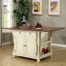 table island. kitchen island table attached