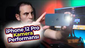 iPhone 12 Pro Kamera Ayarları Nasıl Olmalı? - Fotoğraf & Video - Mert  Gündoğdu - YouTube