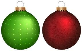 red christmas ornaments clipart. Delighful Christmas Green And Red Christmas Balls PNG Clip Art In Ornaments Clipart S