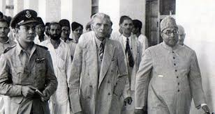 jinnah elected as president of all india muslim league in 1937 and held the post until the creation of stan jinnah chaired a historical meeting