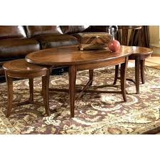 bunching coffee tables. Wood Bunching Tables Coffee Table Set Of 2