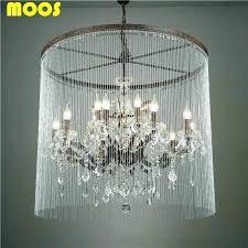 chain chandelier lighting incredible stairwell medium size of extra long surprising uk chain chandelier lighting