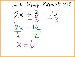two step algebra equations last thumb1317735954 5 two step algebra equations