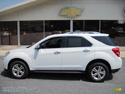 CHEVROLET EQUINOX - Review and photos
