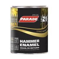 «<b>Грунт</b>-<b>эмаль</b> по ржавчине <b>Эмаль по металлу</b> Parade Z1 ...