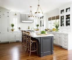 Best Gray Island Ideas On Pinterest Grey Cabinets Grey