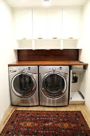 laundry room countertop ideas over washer and dryer plywood magnificent diy laundry room countertop
