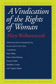 vindication of the rights of w yale university press view