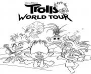 351 x 800 file type: Trolls Coloring Pages To Print Trolls Printable