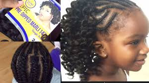 Crowshade Hair Style back to school crochet hairstyle idea for little girls youtube 7908 by wearticles.com