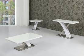 high gloss coffee table high gloss oval coffee table white
