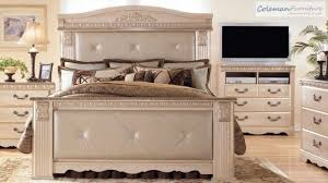 Mansion Bedroom Furniture Silverglade Bedroom Collection From Signature Design By Ashley
