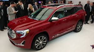 2018 chevrolet denali. modren chevrolet gallery 2018 gmc terrain denali unveiled ahead of the detroit auto show in chevrolet denali