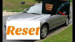 How To Reset Service Engine Soon Light On A 2002 Infiniti I30