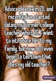 Im Dating My Teacher