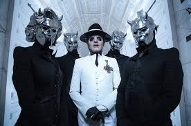 Ghost Interview: Frontman Tobias Forge on Band's First American Arena Tour | Billboard | Billboard