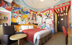 Japanese Themed Room Japans 9 Most Quirky Themed Hotels Tripstodiscovercom