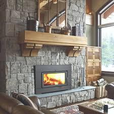 zero clearance fireplace inserts gas wood burning