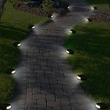 garden path lights. 6PCS/Lot Solar Path Lights LED Pathway Landscape High Quality Colophony Fake Stone Lamp For Garden Night Light IP44 Waterproof -in Lamps From N