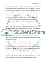 elie wiesels night essay example topics and well written essays  elie wiesels night essay example