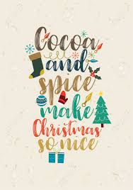 So Nice Design Christmas Quote Lettering Print Design Vector Illustration