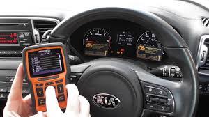 2011 Kia Sorento Airbag Light Reset Kia Abs Traction Warning Light Diagnose Reset Nt510