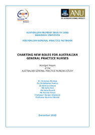 Charting Practice For Nurses Pdf Charting New Roles For Australian General Practice