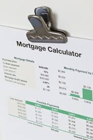 mortgage amortization comparison calculator