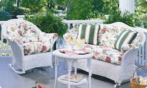 Wicker Replacement Cushions Fancy Patio Sets As Wicker Patio