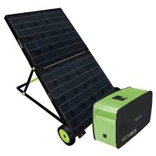 my solar backup depot upg 87530 ecotricity portable emergency backup power solar generator plug and play