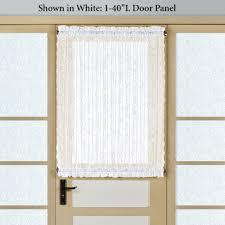 windsor lace short door panel 56 x 40