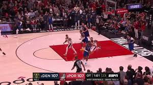 Paul Millsap All Game Actions 05/03/2019 Denver Nuggets vs Portland Trail  Blazers Game 3 Highlights - YouTube