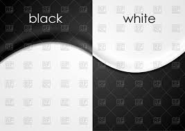 Black Flyer Backgrounds Black And White Wavy Flyers Background Stock Vector Image